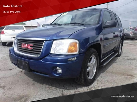 2005 GMC Envoy for sale in Baytown, TX
