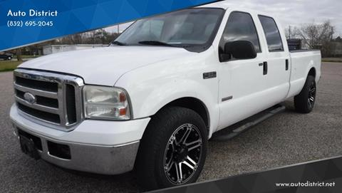2007 Ford F-250 Super Duty for sale in Baytown, TX