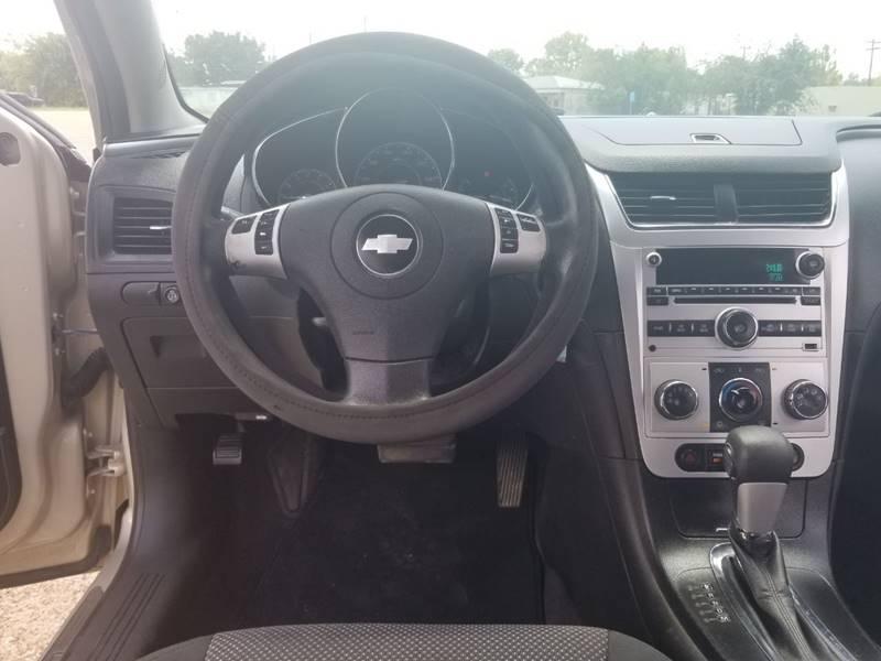 2012 Chevrolet Malibu LT 4dr Sedan w/1LT In Baytown TX