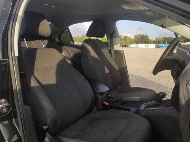 2013 Volkswagen Jetta S 4dr Sedan 6A - Baytown TX