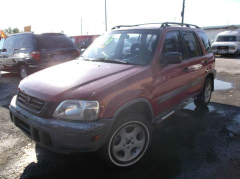 1997 Honda CR-V for sale in Baytown, TX