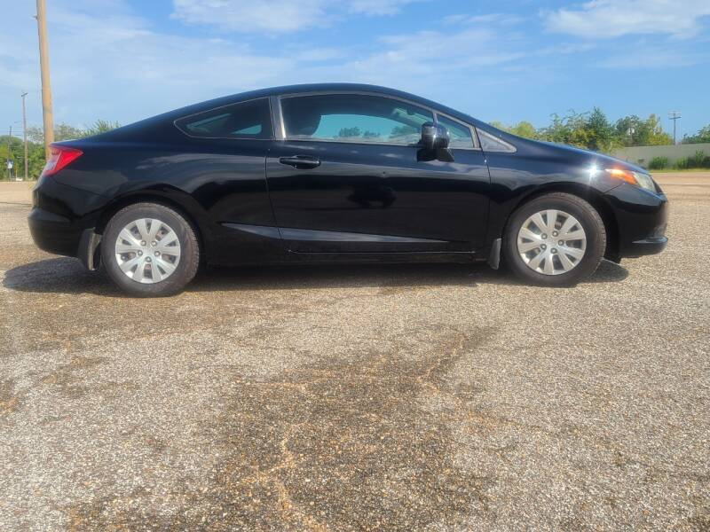 2012 Honda Civic LX 2dr Coupe 5A - Baytown TX
