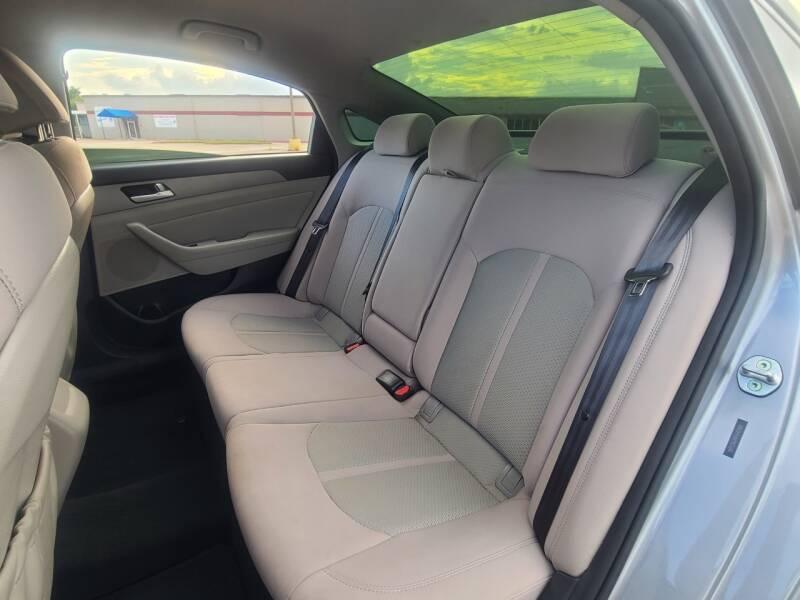 2015 Hyundai Sonata Eco 4dr Sedan - Baytown TX