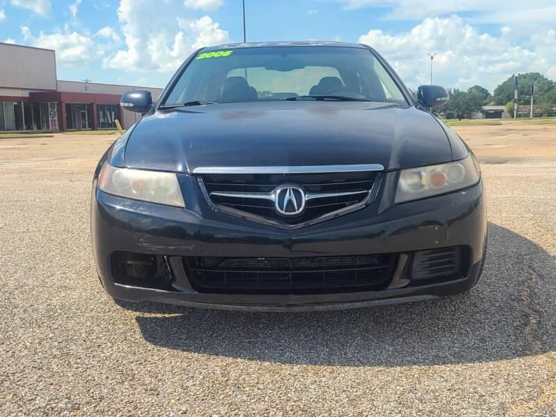 2005 Acura TSX 4dr Sedan - Baytown TX