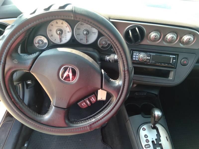 2004 Acura RSX 2dr Hatchback - Baytown TX