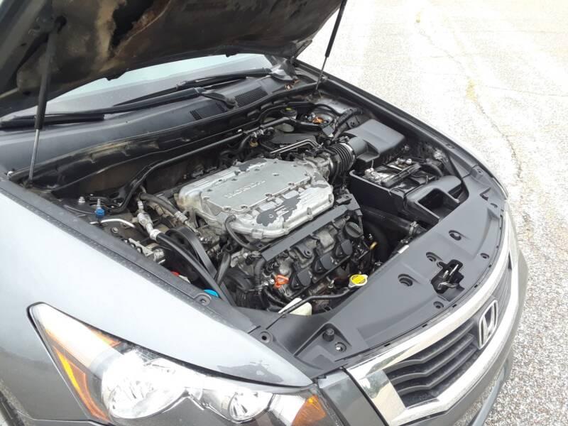2008 Honda Accord EX-L V6 4dr Sedan 5A - Baytown TX