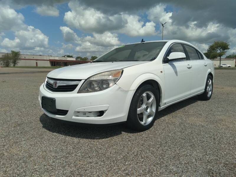 2009 Saturn Aura XE 4dr Sedan - Baytown TX