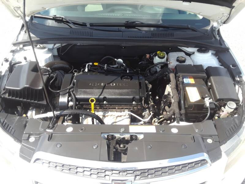 2012 Chevrolet Cruze LS 4dr Sedan - Baytown TX