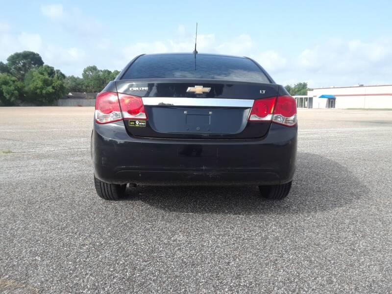 2012 Chevrolet Cruze LT Fleet 4dr Sedan - Baytown TX