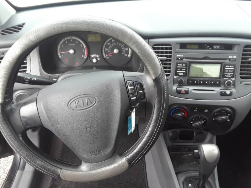 2009 Kia Rio 4dr Sedan - Baytown TX
