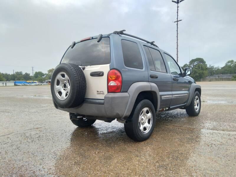 2002 Jeep Liberty 4dr Sport 4WD SUV - Baytown TX