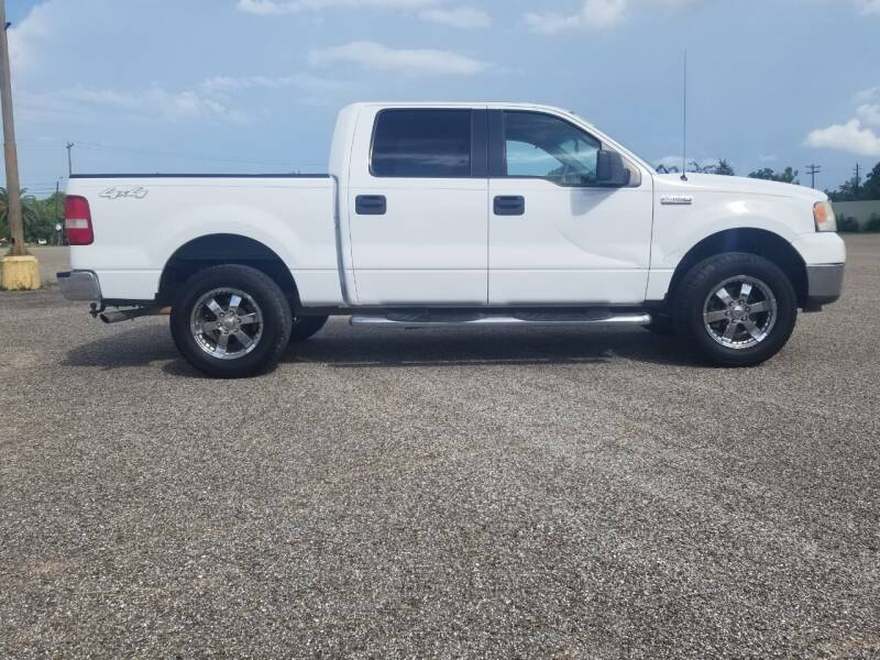 2006 Ford F-150 XLT 4dr SuperCrew 4WD Styleside 5.5 ft. SB - Baytown TX