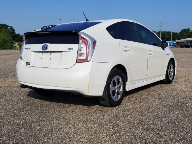 2012 Toyota Prius Four 4dr Hatchback - Baytown TX
