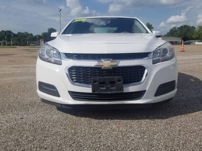2016 Chevrolet Malibu Limited LT 4dr Sedan - Baytown TX