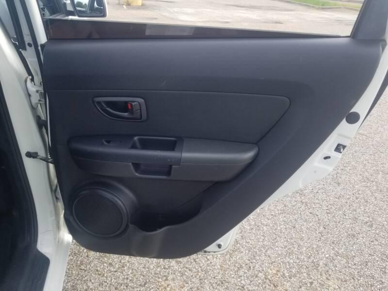 2012 Kia Soul 4dr Crossover 6A - Baytown TX