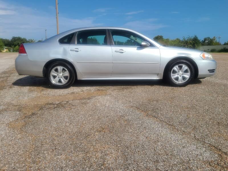 2012 Chevrolet Impala LS Fleet 4dr Sedan - Baytown TX