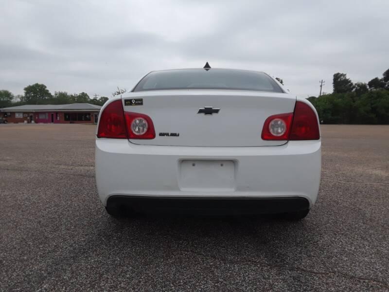 2012 Chevrolet Malibu LS Fleet 4dr Sedan - Baytown TX