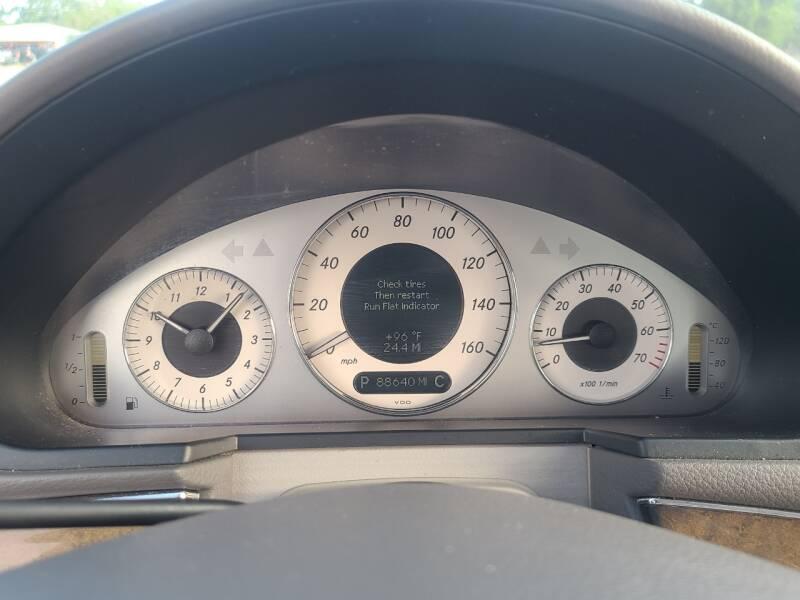 2007 Mercedes-Benz E-Class E 350 4dr Sedan - Baytown TX