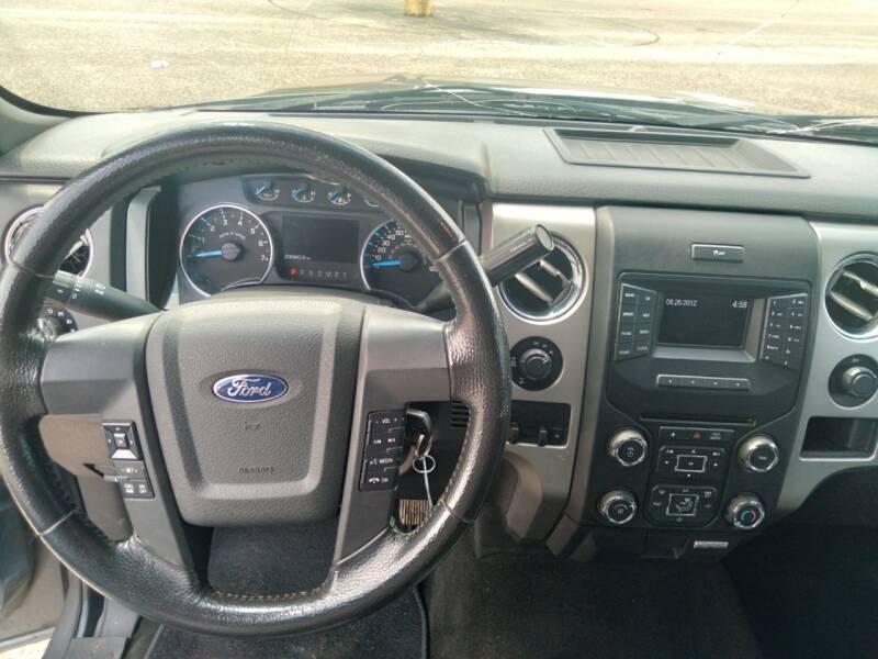 2013 Ford F-150 4x4 XLT 4dr SuperCrew Styleside 5.5 ft. SB - Baytown TX