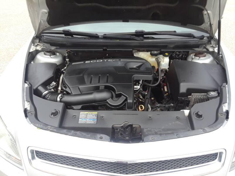 2010 Chevrolet Malibu LT 4dr Sedan w/1LT - Baytown TX