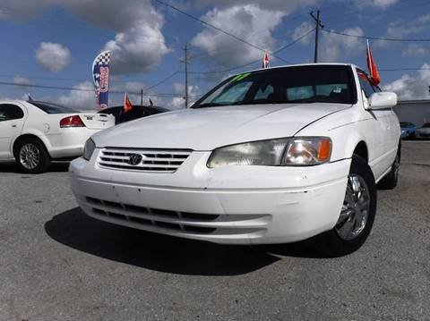 1997 Toyota Camry for sale in Baytown, TX