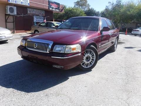 2009 Mercury Grand Marquis for sale in Baytown, TX