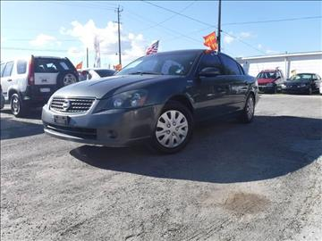 2006 Nissan Altima for sale in Baytown, TX