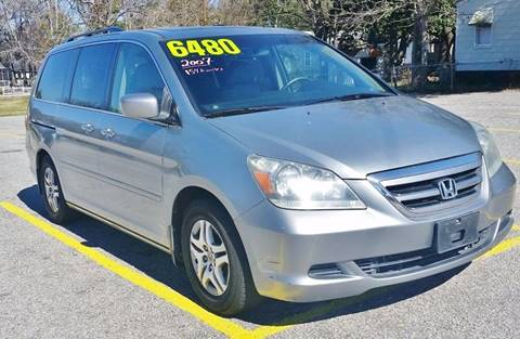 2007 Honda Odyssey for sale in North Charleston, SC