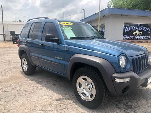2004 Jeep Liberty for sale in Cleburne, TX
