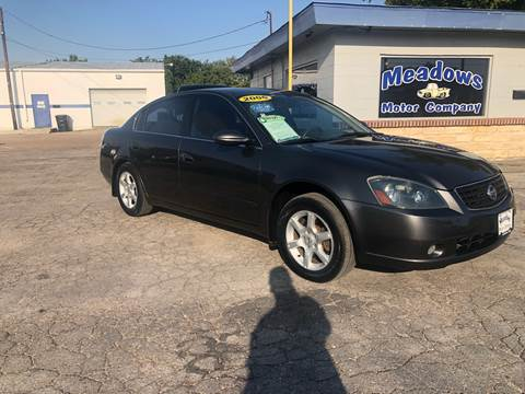 2006 Nissan Altima for sale in Cleburne, TX