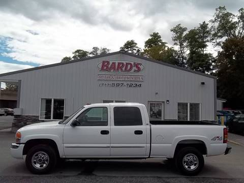 2007 GMC Sierra 1500HD Classic for sale in Greencastle, PA