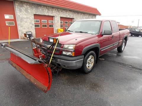 used pickup trucks for sale in harrisburg pa