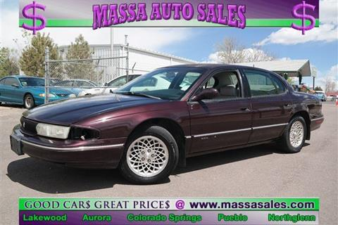 1994 Chrysler LHS for sale in Colorado Springs, CO
