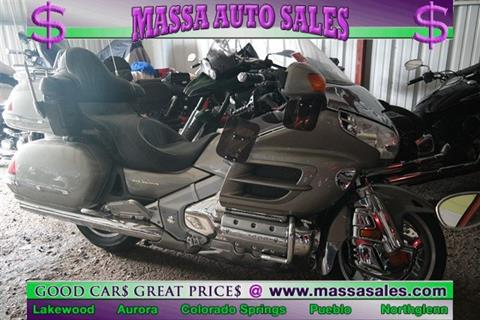 2003 Honda Goldwing for sale in Colorado Springs, CO