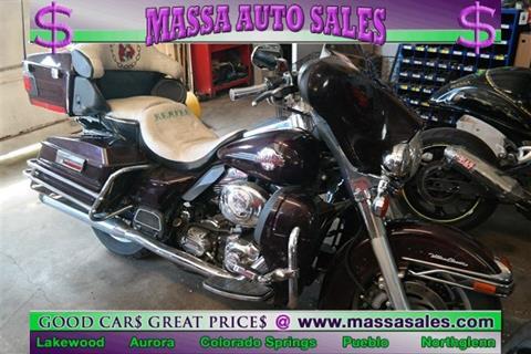 2005 Harley-Davidson ULTRA CLASSIC for sale in Colorado Springs, CO