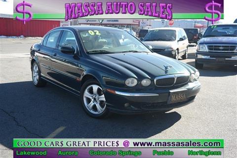 2002 Jaguar X-Type for sale in Colorado Springs, CO