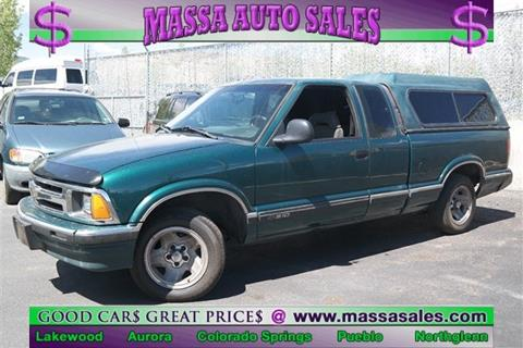 1997 Chevrolet S-10 for sale in Colorado Springs, CO