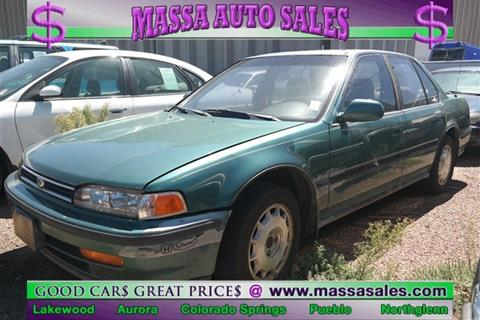 1993 Honda Accord For Sale in Greenwood, SC - Carsforsale.com