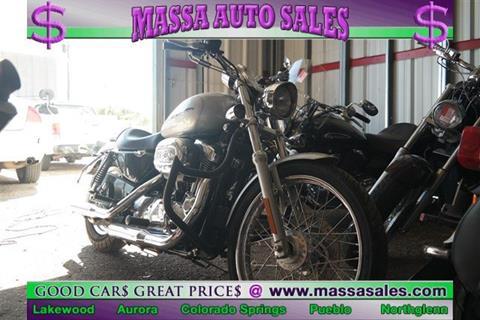 2004 Harley-Davidson Sportster for sale in Colorado Springs, CO