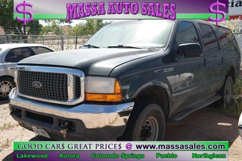 2000 Ford Excursion for sale in Colorado Springs, CO