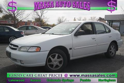 1999 Nissan Altima for sale in Colorado Springs, CO