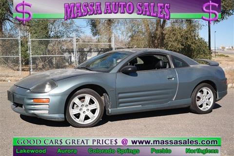 2000 Mitsubishi Eclipse For Sale In Colorado Springs, CO
