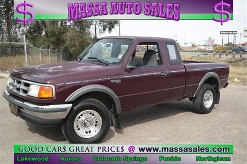 1994 Ford Ranger for sale in Colorado Springs, CO