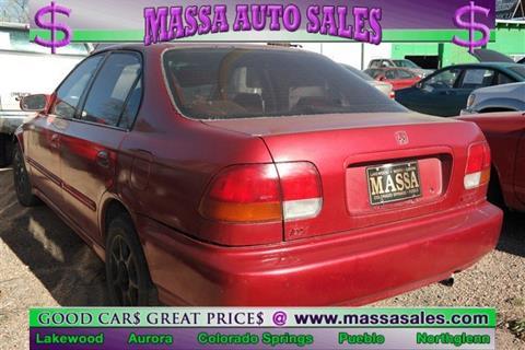 1997 Honda Civic DX