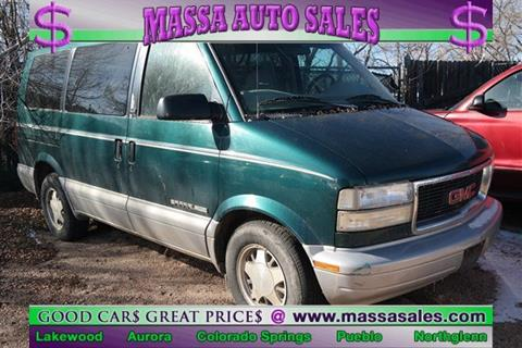 1997 GMC Safari for sale in Colorado Springs, CO