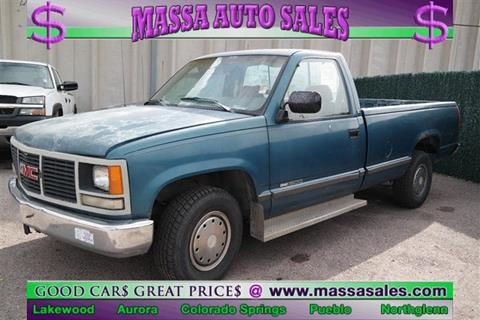 1992 GMC Sierra 1500 for sale in Colorado Springs, CO