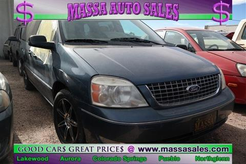 2006 Ford Freestar for sale in Pueblo, CO