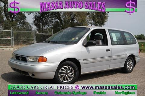 1998 Ford Windstar for sale in Colorado Springs, CO