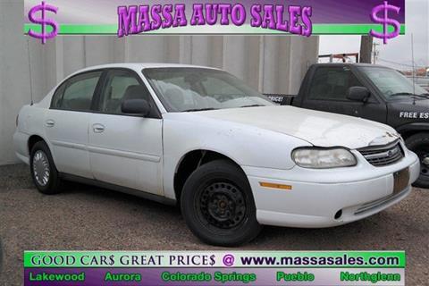 2003 Chevrolet Malibu for sale in Colorado Springs, CO
