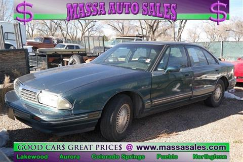 1998 Oldsmobile Regency for sale in Colorado Springs, CO